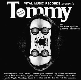 Alice Donut, Dumb Rock                       Vol. 5: Tommy in 7 Minutes